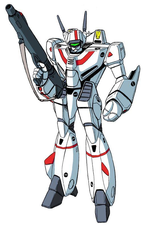 Robotech: Las Maquinas (Mega Post - Curiosidades)   Hunters
