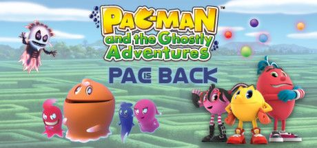 Économisez 75% sur PAC-MAN™ and the Ghostly Adventures sur Steam