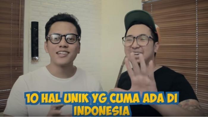 Video Edho Zell - Oh Iya Juga Ya! 10 Hal yang Cuma Ada di Indonesia