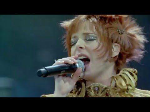 Mylene Farmer-Avant Que Lombre Bercy- 2006  LIVE