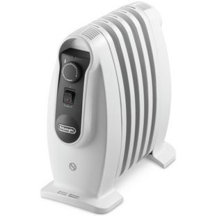 Buy De'Longhi Nano 0.5kW Oil Filled Radiator at Argos.co.uk, visit Argos.co.uk to shop online for Heaters and radiators
