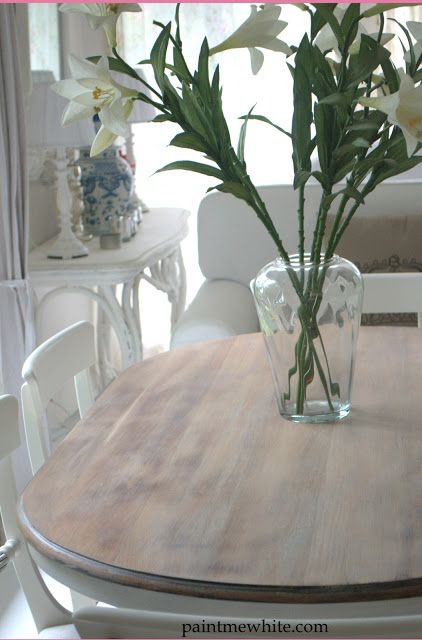 ** Eleven Ways to Update and Makeover an Outdated or Damaged Dining Table