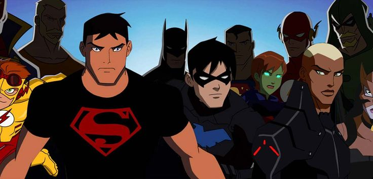 Young Justice Temporada 2 Latino Online Capítulo 1 on AnimePhones http://animephones.net
