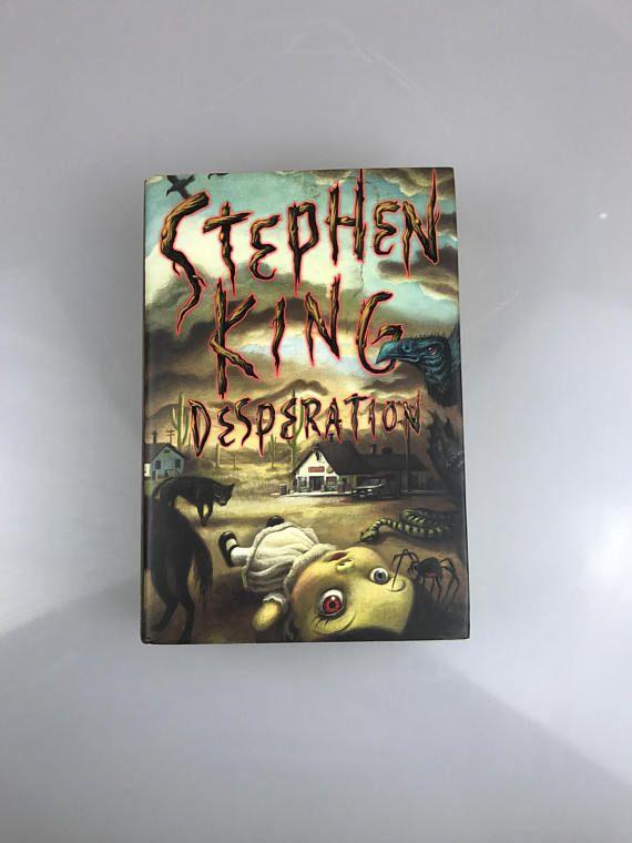 Desperation by Stephen King Little Shop of Horrors Vintage