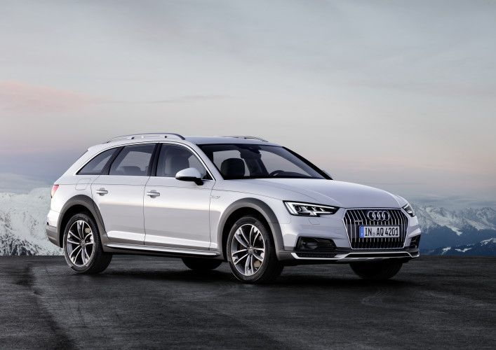 Audi A6 Allroad Will Come To U S In Late 2019 Audi A6 Allroad Audi A4 Audi