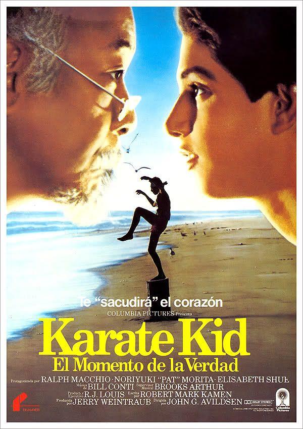 Ver Karate kid: El Momento de la Verdad (1984) Película OnLine
