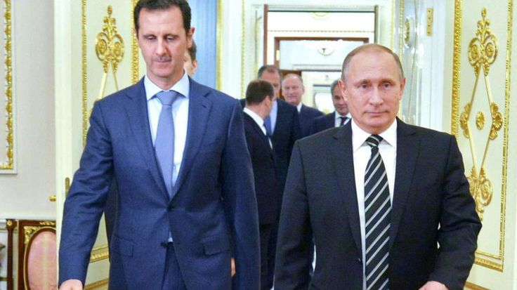 Russland zieht Truppen aus Syrien ab  Welches Spiel spielt Putin wirklich? http://www.bild.de/politik/ausland/syrien-krise/putin-abzug-was-steckt-dahinter-44936892.bild.html