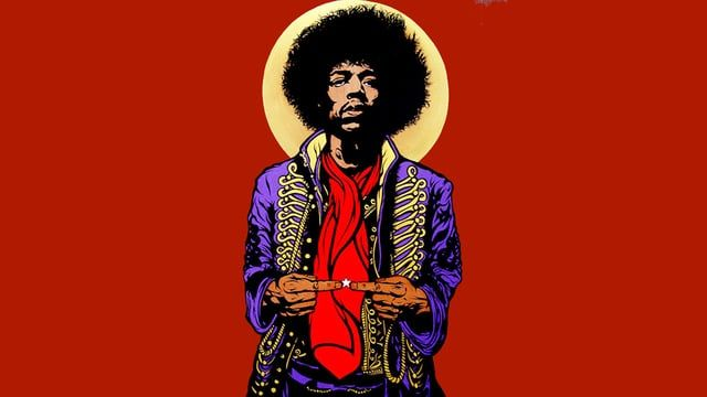 Born in a Bad Place - Wax Audio(A mixture with Jimi Hendrix) - Vimeo HD