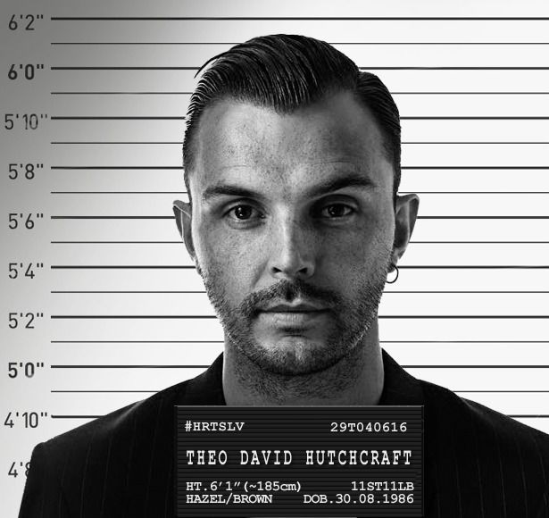 Theo Hutchcraft, LOVE OF MY LIFE