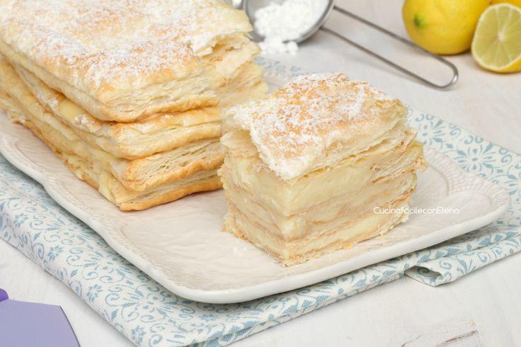 La mattonella cremosa al limone è un dolce favoloso che si prepara in pochi minuti e con soli due ingredienti principali. Si scioglie in bocca!