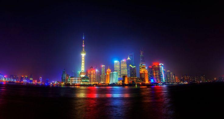 China: Die schönsten Städte bei Nacht - Shanghai   © CC Yuya Sekiguchi via Flickr