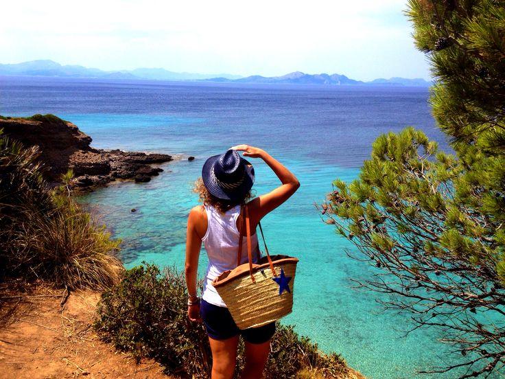 Una de las miles de calas de Mallorca