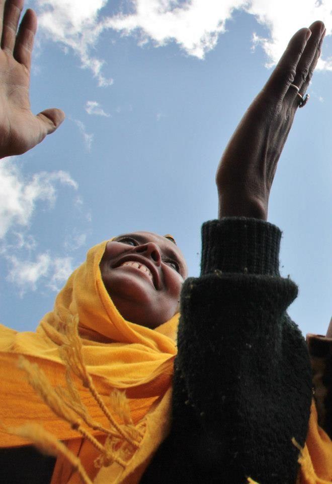 Handra Ethiopia 2012, (c) Vicky Markolefa/ActionAid