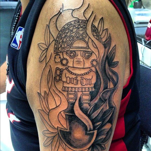 TUMI session ONE #tattoos @regperez #tumi