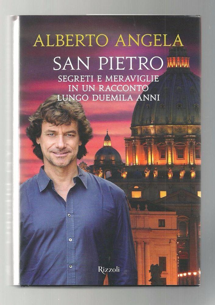 SAN PIETRO - Alberto Angela -