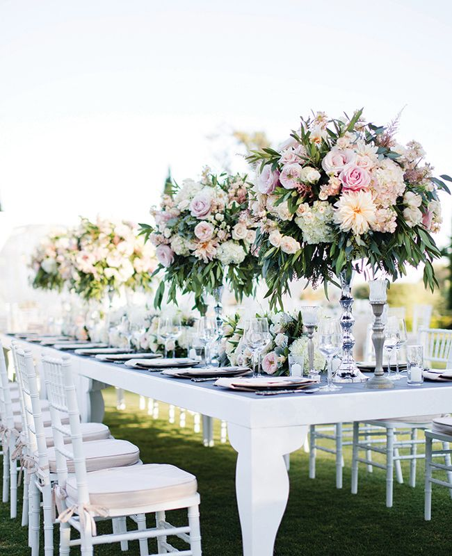 Wedding Altar Flowers With Eucalyptus: Bulk Up Your Wedding Bouquets And Centerpieces With