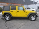 2008 Jeep Wrangler Unlimited X 4dr 4x4 Yellow http://www.iseecars.com/used-cars/used-jeep-wrangler-for-sale