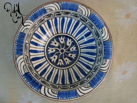 ÜRÜNLER / MİLET SERAMİKLERİ - Adil Can Nursan Sanat Atölyesi - İZNİK / BURSA
