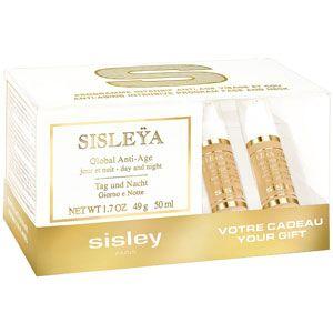 Sisley Global Anti-Aging Pakke | makeover-styling.dk