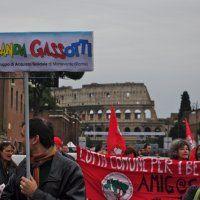 GAS Banda Gassotti - La Banda Gassotti alla Manifestazione per l'Acqua Bene Comune