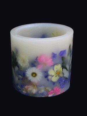 hurricane‑candle