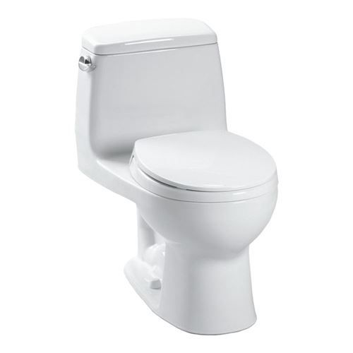 TOTO MS853113E Eco UltraMax 1 28 GPF Round Front One Piece Toilet