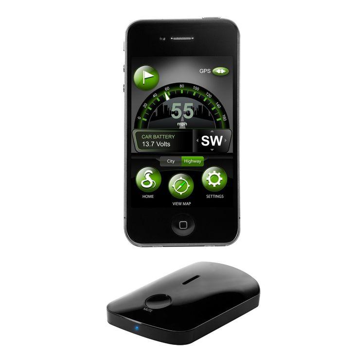 Cobra iradar irad100 radar detector iradar iphone touch