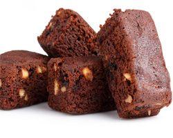 Receta Brownie microondas