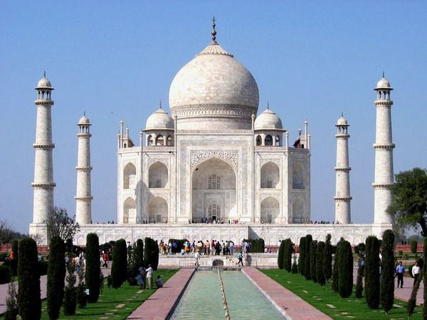 Taj Mahal. Need to go