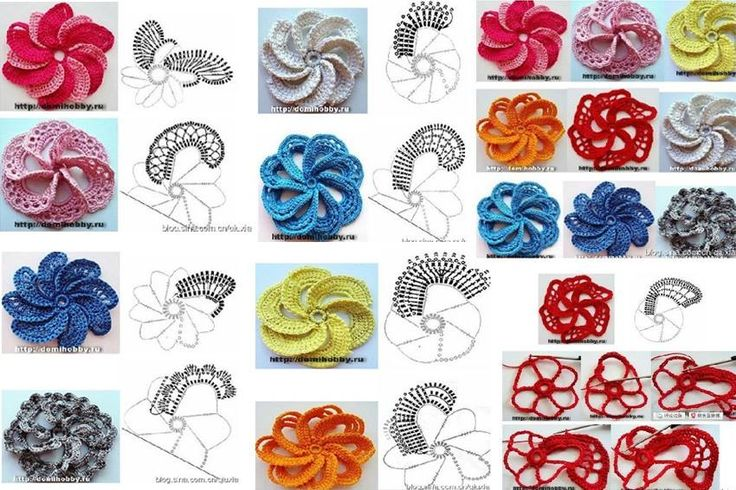 (7) Crochet Patterns To Try