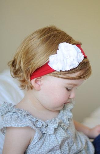 Fourth of July Headband: Sweet