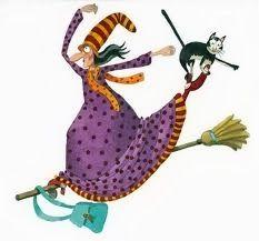 Os dejo los cuentos de brujas escritos por los alumnos y alumnas de 6º A para el I Concurso de Cuentos con ilustraciones convocado por la Biblioteca escolar de nuestro centro.