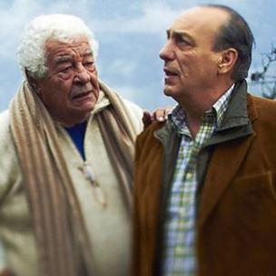 Antonio Carluccio and Gennaro Contaldo