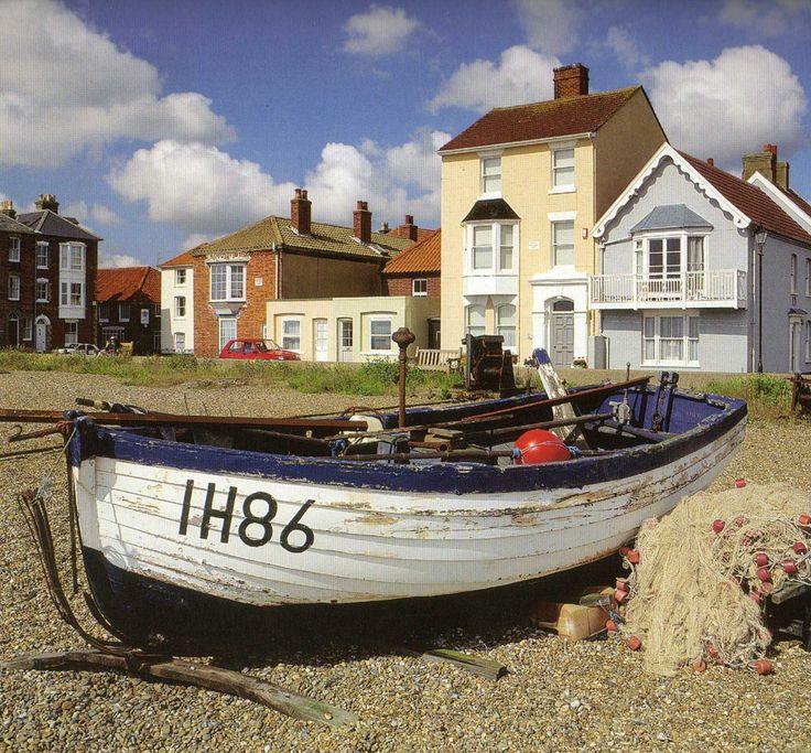 Aldeburgh - Suffolk - England