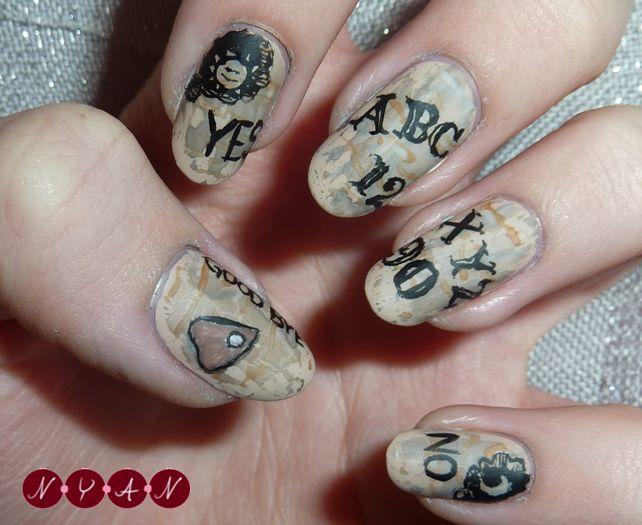 148 Best Gothic Nail Art Images On Pinterest Nail Scissors