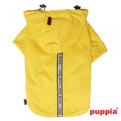 Base Jumper Regenmantel- gelb |Hundemantel |Hundebekleidung |Hundezubehör |Der Online-Shop für Hunde - myluckydog.ch