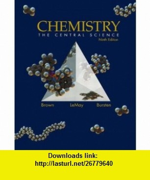 Chemistry the Central Science with Pin Card (9780273677291) Theodore E. Brown, H. Eugene LeMay, Bruce E. Bursten, Julia R. Burdge , ISBN-10: 0273677292  , ISBN-13: 978-0273677291 ,  , tutorials , pdf , ebook , torrent , downloads , rapidshare , filesonic , hotfile , megaupload , fileserve
