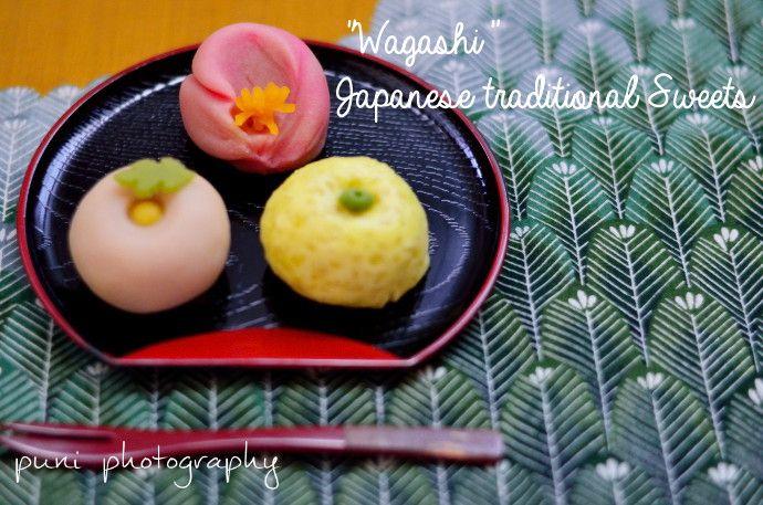 lovely Wagashi!