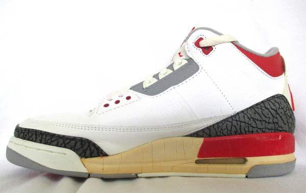 Nike Air Jordan Shoes: History & Pictures (1985-1999) 1988