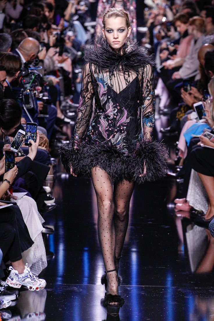 Elie Saab Autumn/Winter 2017 Ready to Wear Collection