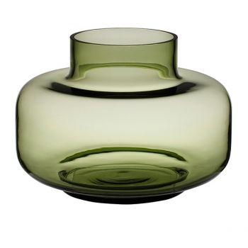 Marimekko's Urna vase in olive