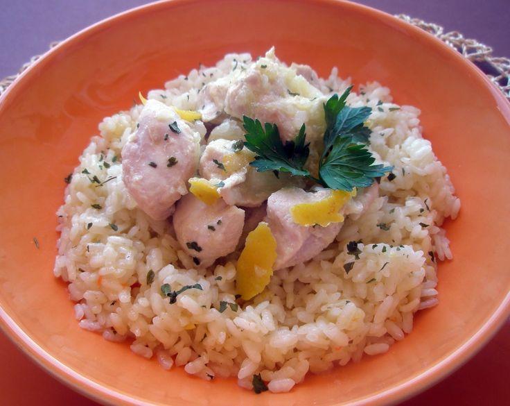 una fiera en mi cocina pollo al lim n con arroz tmx