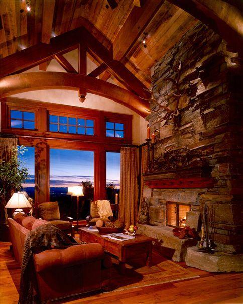 25+ Best Ideas About Mountain Cabin Decor On Pinterest
