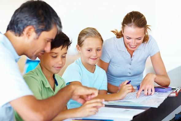 Asking your #parents or #siblings for help or input on your #homework #assignments is a great way to not only get better #grades, but to spend #time together.