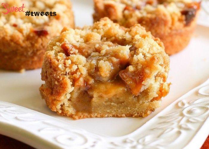 Яблочно-карамельные кексы image 1