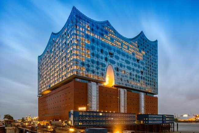 New Opera House Hamburg Elbphilharmonie Concert Hall Concert Hall Elbphilharmonie Hamburg