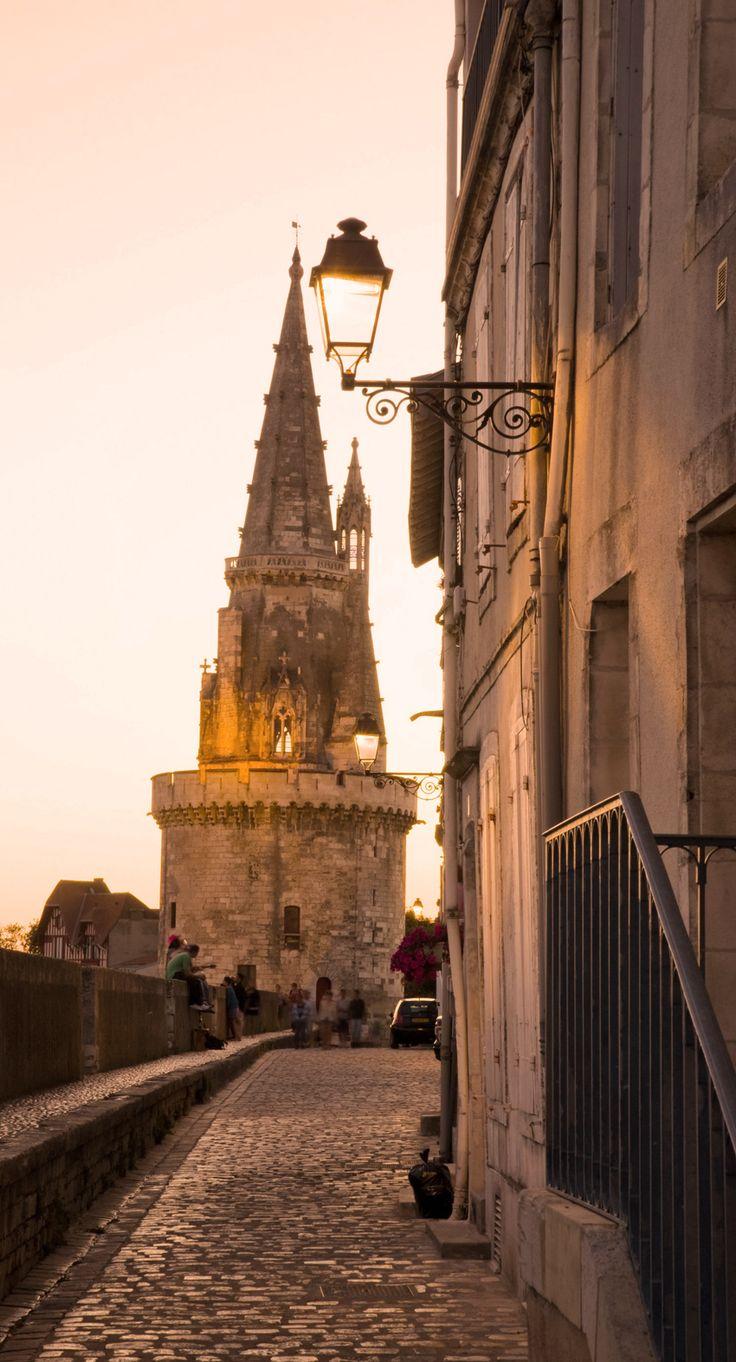 Week-end en famille à La Rochelle