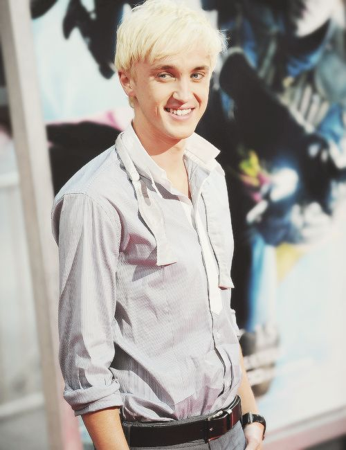 "Tom Felton Photos: ""Harry Potter And The Half-Blood Prince"" Premiere - Outside…"