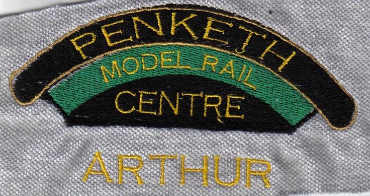 Penketh Model Rail Centre Logo