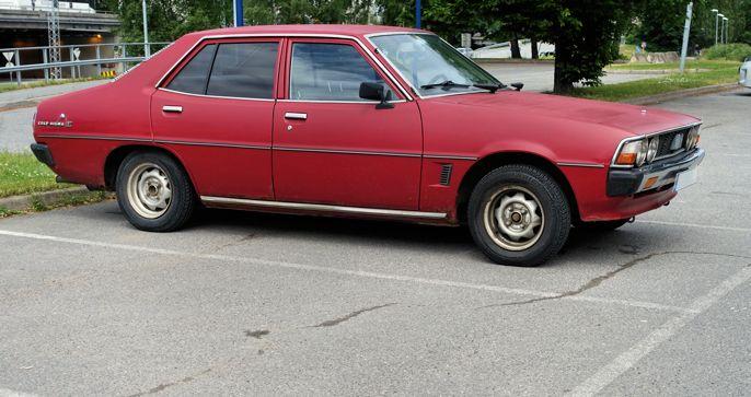 1980 Mitsubishi Galant Sigma #Mitsubishi #sigma #cars #motor #Automotive #biler
